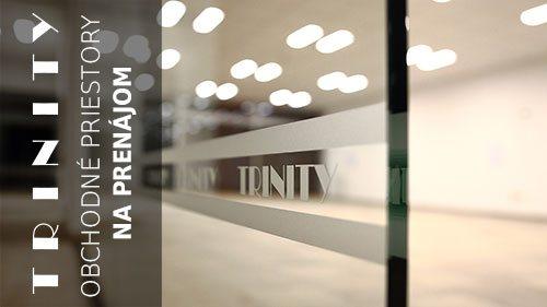 Trinity - obchodné priestory v Čadci